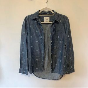 2️⃣ for $20 !!!! American Eagle Button-Up